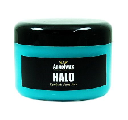 AngelWax Halo Synthetic Paste Wax 200ml - Wosk do każdej powierzchni