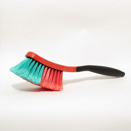 Vikan Multi Brush - do felg z gumowym rantem