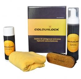 Colourlock Zestaw Strong do czyszczenia i konserwacji skórzanej tapicerki