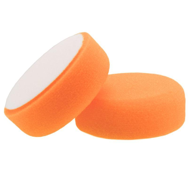Flexipads 80mm gąbka polerska pomarańczowa