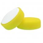 Flexipads  80mm gąbka polerska żółta - wykańczająca