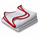 Flexipads Ręcznik z mikrofibry biały 40x40cm (40532)