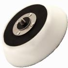 Flexipads Talerz mocujący 125mm z rzepem, gwint 5/16 UNF ultra miękki pianka 30mm