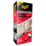 Meguiar's Basic Headlight Restoration Kit - tylko w autonablask.pl
