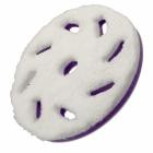 Flexipads dysk polerski z mikrofibry wentylowany miękki na rzep 150mm