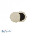 Flexipads Futro polerskie ultra jakość SUPERFINE 80mm (SF300)