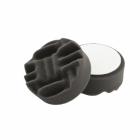 Flexipads gąbka polerska BLADE czarna miękka na rzep 80mm