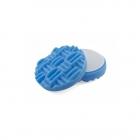 Flexipads gąbka polerska BLADE niebieska b. miękka na rzep 80mm (BL370)