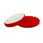 Flexipads 150mm gąbka czerwona wykończeniowa waflowana