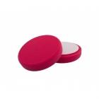 Flexipads Gąbka polerska 150 mm czerwona bardzo miękka na rzep
