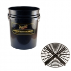 Meguiar's Professional Wash Bucket black - super wiadro + separator