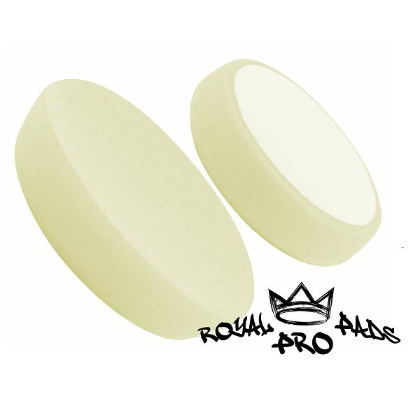 Royal Hard Pad Polishing 80mm biały