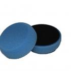 NAT Niebieska 80mm - twarda gąbka polerska na rzep 25mm