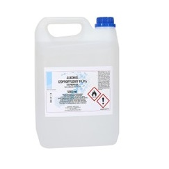 IPA Izopropanol 99,9%  5L
