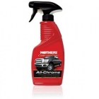 Mothers All Chrome Cleaner&Polish 355ml