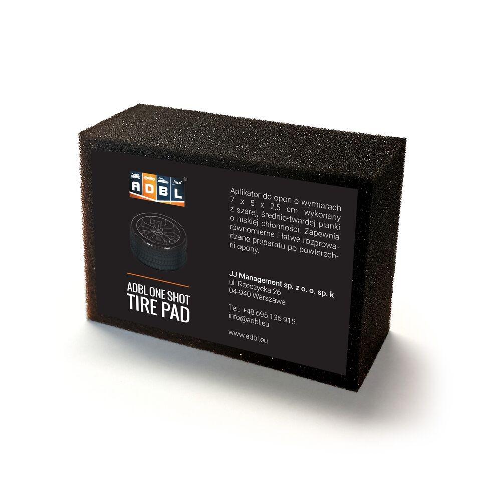 ADBL Aplikator One Shot Tire Pad MEGAPAK