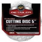 "Meguiar's DA Microfiber Cutting Disc 5"" (2 pak) - agresywny pad mikrofibrowy"