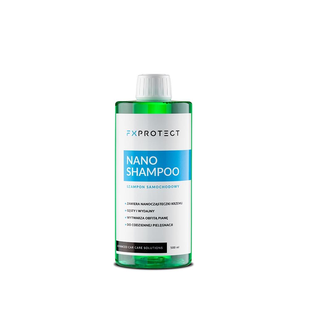 FX Protect Nano Shampoo 500ml – szampon samochodowy z kwarcem SiO2