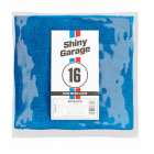 Shiny Garage Blue Work Cloth 40x40cm