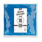 Shiny Garage Blue Work Cloth 40x40cm
