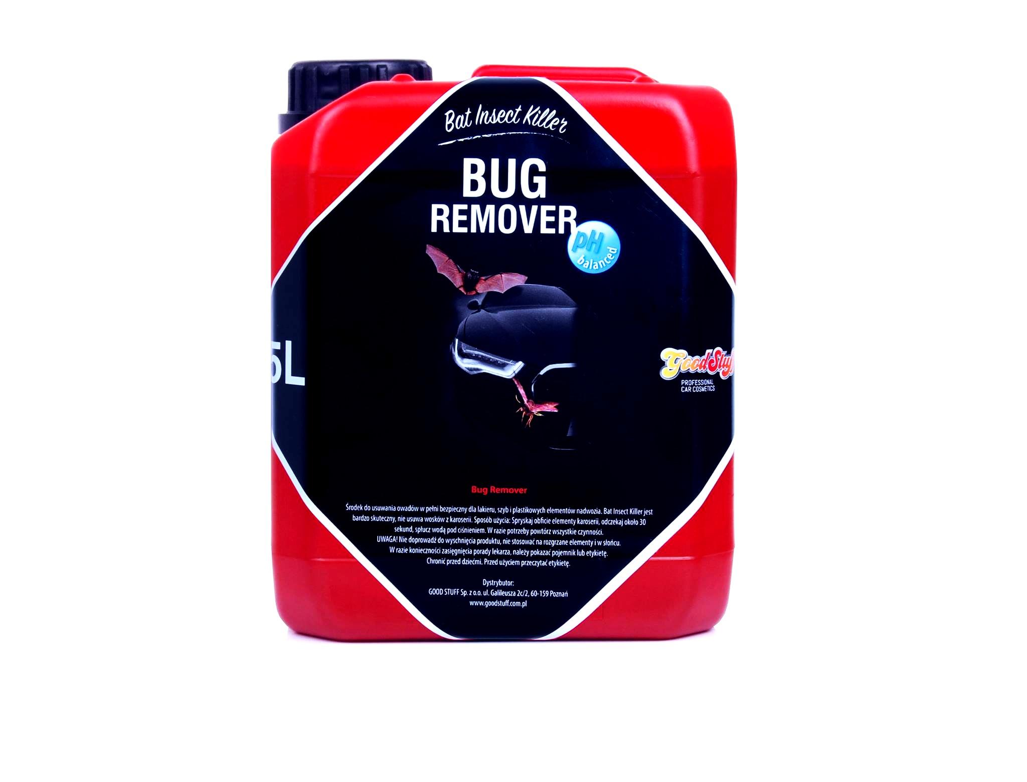 Good Stuff Bat Insect Killer Bug Remover 5l