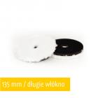 NAT Pad Mikrofibrowy Mocno Agresywny Miękki 135mm