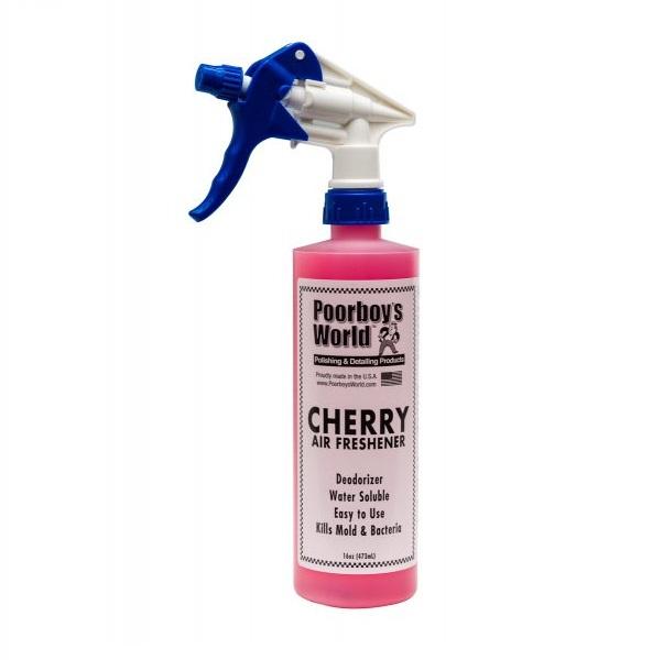 Poorboy's World Air Freshener Cherry 473ml