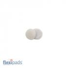 Flexipads Futro polerskie z wełny merynosa rzep 50mm (40240)
