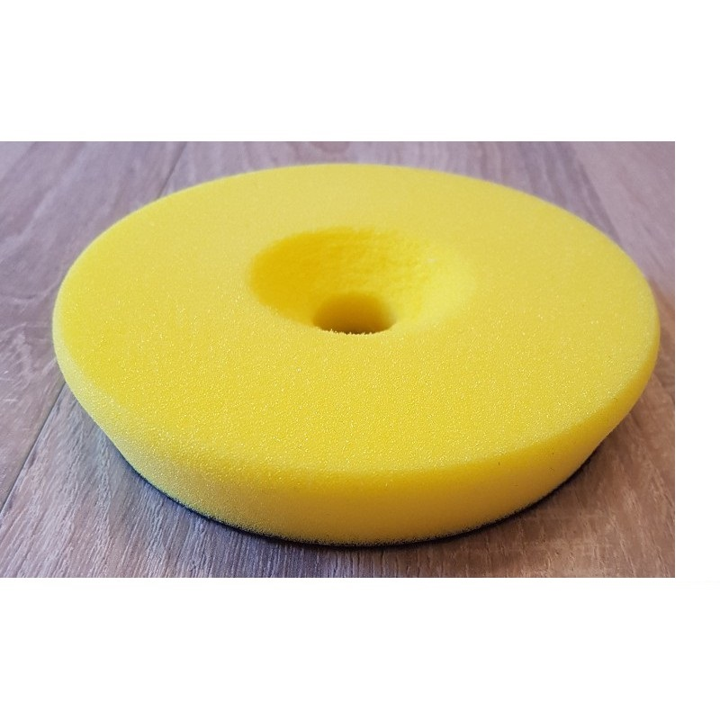 Liquid Elements Centriforce 140mm żółta wykańczająca