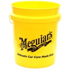 Meguiar's Professional Wash Bucket yellow - super wiadro