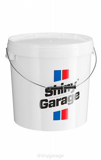 Shiny Garage wiadro 20L z pokrywką