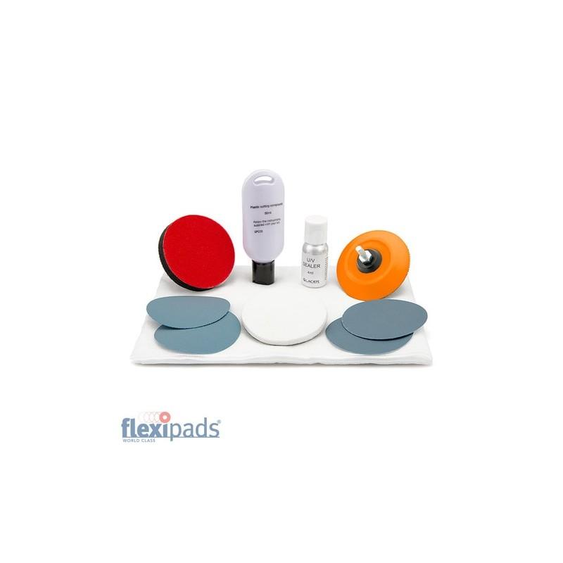 FLEXIPADS Zestaw do renowacji powierzchni reflektorów (GP204)