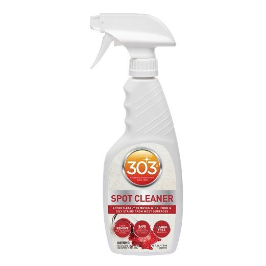 303 Products Cleaner & Spot Remover 473ml - czyszczenie tapicerki