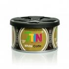 7TIN Zapach samochodowy White Coffee - kawowy