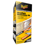 Meguiar's Heavy Duty Headlight Restoration Kit NEW - tylko w autonablask.pl