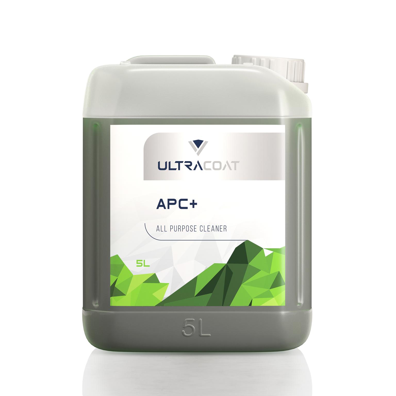 Ultracoat APC + 5l Wielozadaniowy środek czyszczący, koncentrat