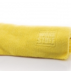 WORK STUFF Basic Yellow - delikatna mikrofibra