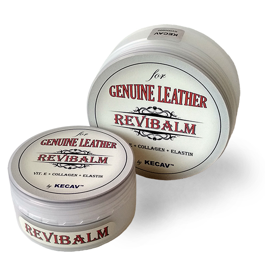 KECAV REVIBALM leather balm & conditioner 100ml