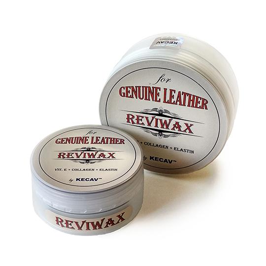 KECAV REVIWAX leather wax 100ml