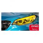 STEK PPF DYNOfancy - samoregenerująca się folia ochronna lamp (kolor żółty)
