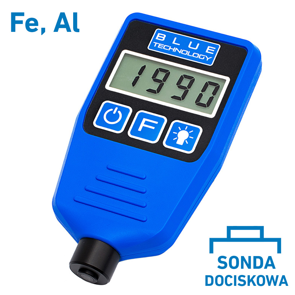 Blue Technology Miernik grubości lakieru DX-13-AL