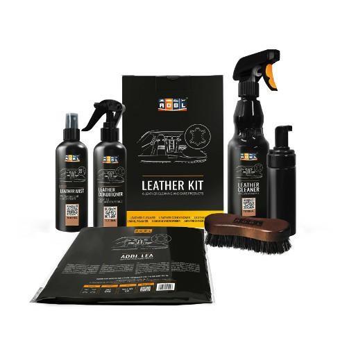 ADBL Leather KIT - zestaw do czyszczenia i pielęgnacji skóry