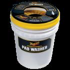 Meguiar's Professional Pad Washer - wiadro do czyszczenia gąbek i futer polerskich