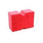 OPTIMUM Big Red Sponge - gąbka do mycia