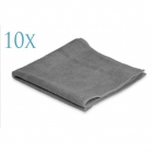 Professional Microfibre Standard Grey 360gsm 40x40cm (10 sztuk)