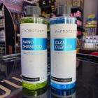 FX Nano Shampoo + FX Glass Cleaner 500ml
