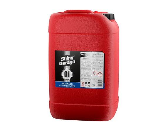 Shiny Garage Pre-Wash Citrus Oil TFR 25l - do mycia wstępnego