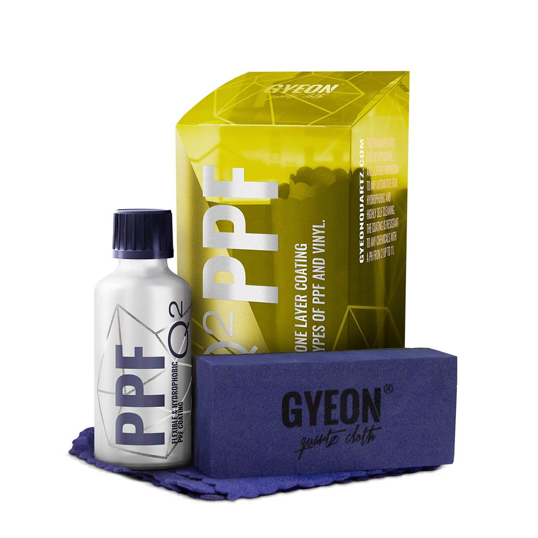 Gyeon Q2 PPF 50ml - powłoka kwarcowa do foli PPF i winylowych